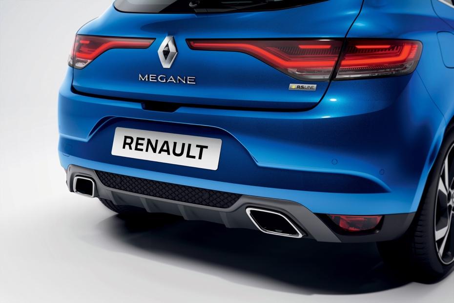 Uscita di Renault Megane 2020