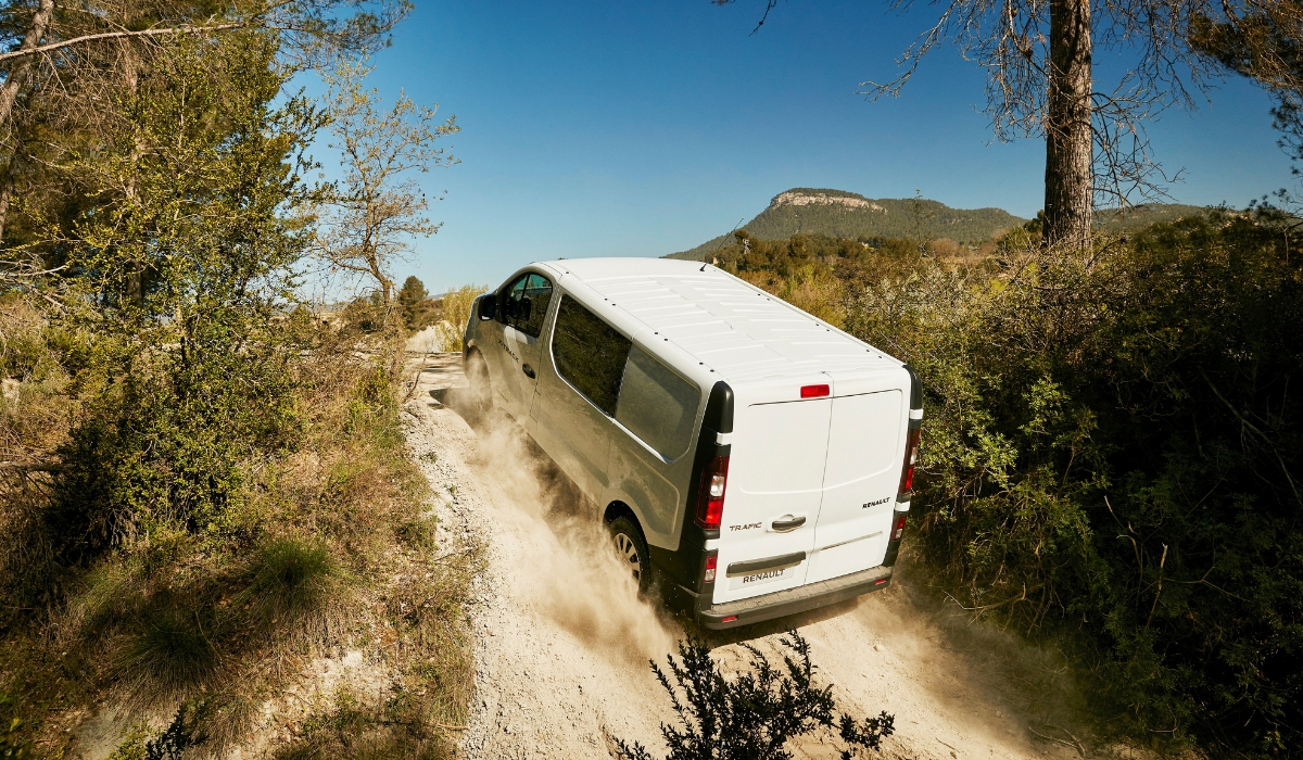 Renault Trafic X-Track off-road