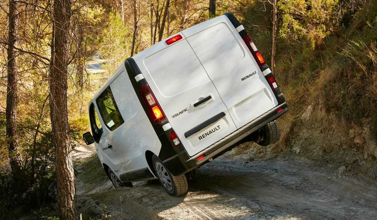 Renault Trafic X-Track veicolo commerciale