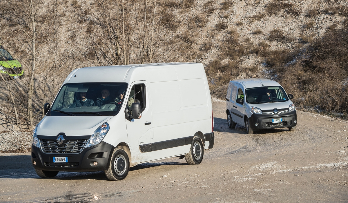 Veicoli commerciali Renault gamma ICE