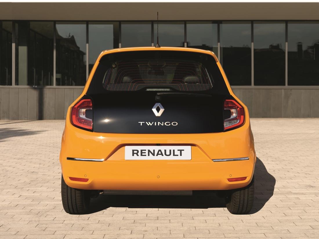 Motori di Renault Twingo 2019
