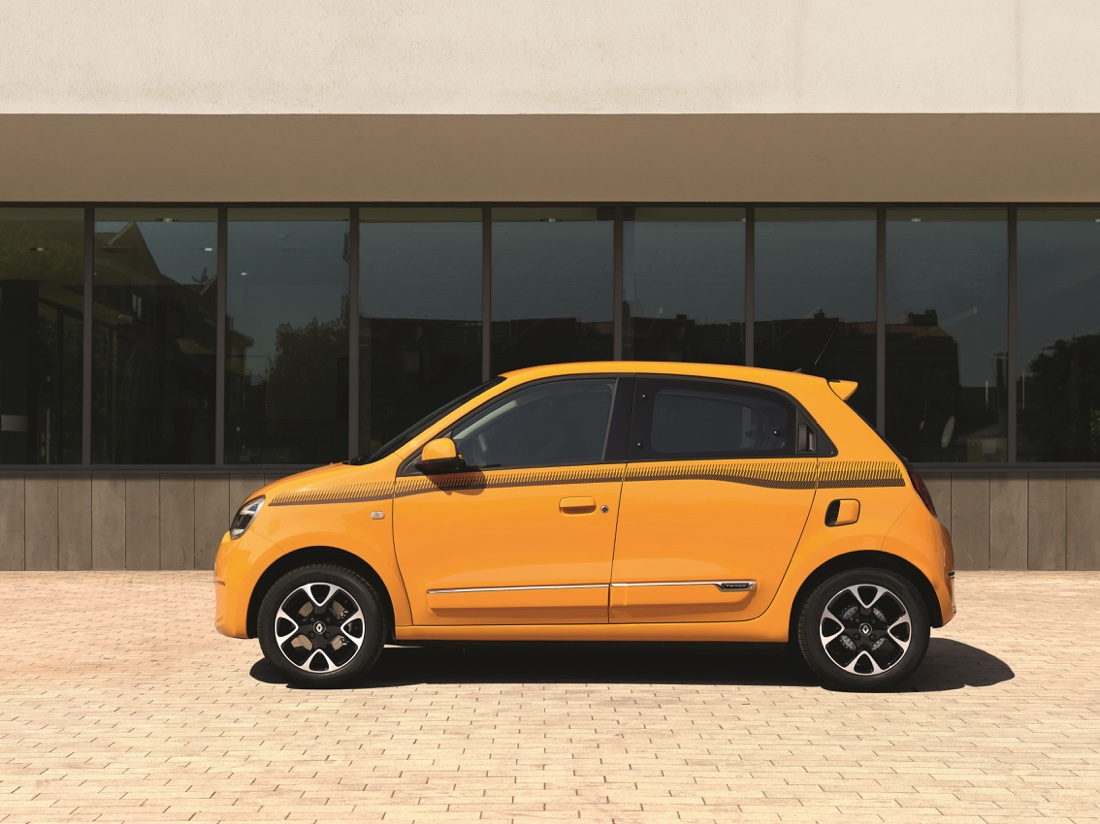 Novità Renault Twingo 2019