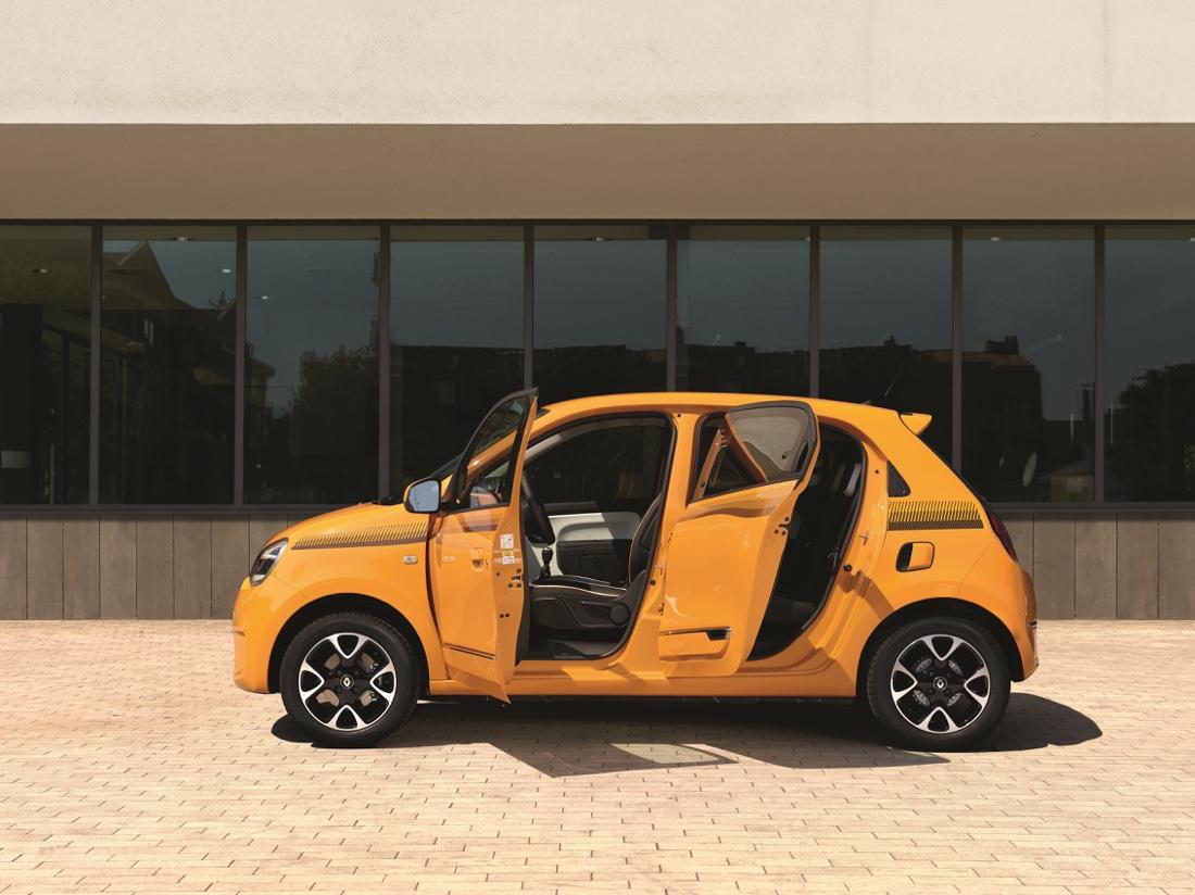Renault Twingo restyling 5 porte
