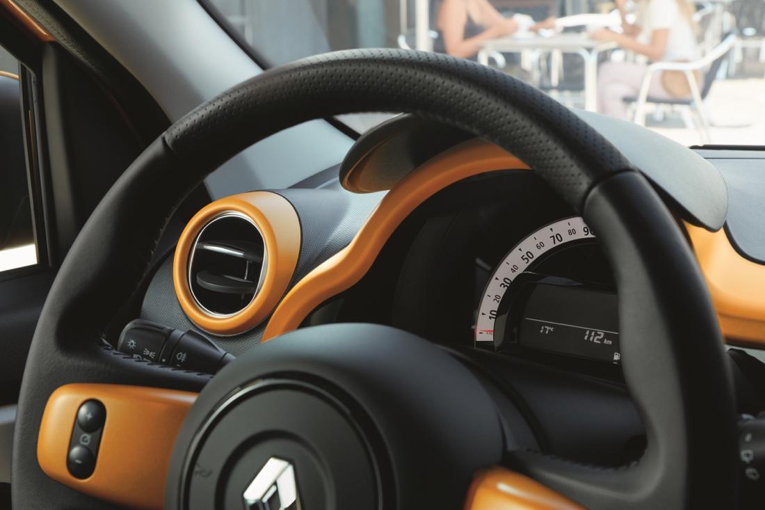 Volante di Renault Twingo 2019
