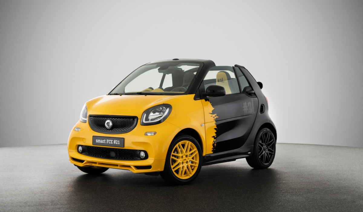 Smart Final Collector's Edition addio motore termico