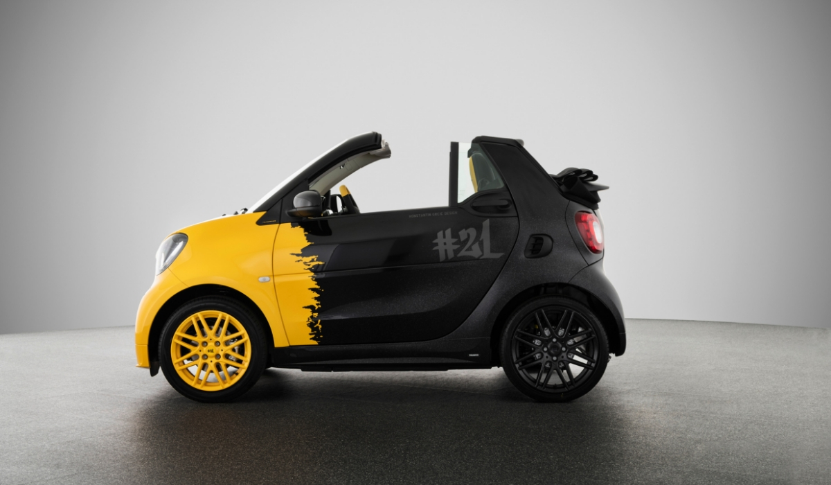 Smart Final Collector's Edition serie sepciale