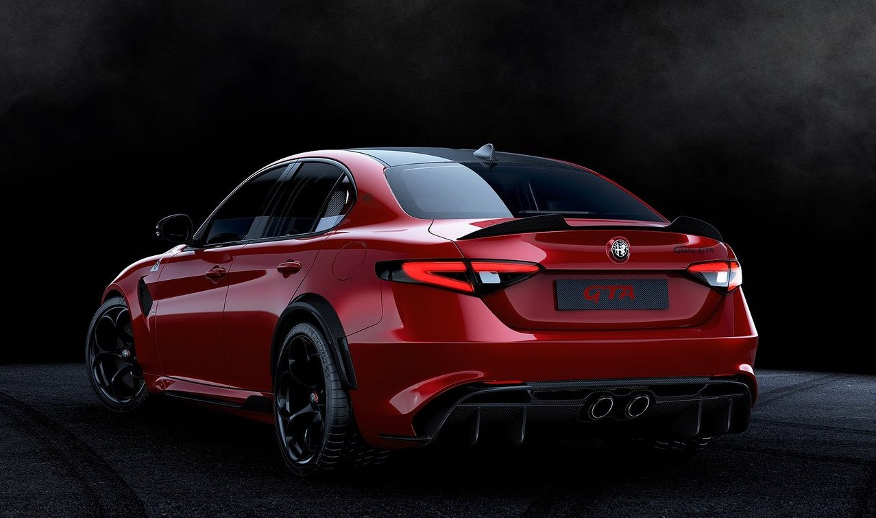 Motore di Alfa Romeo Giulia GTA