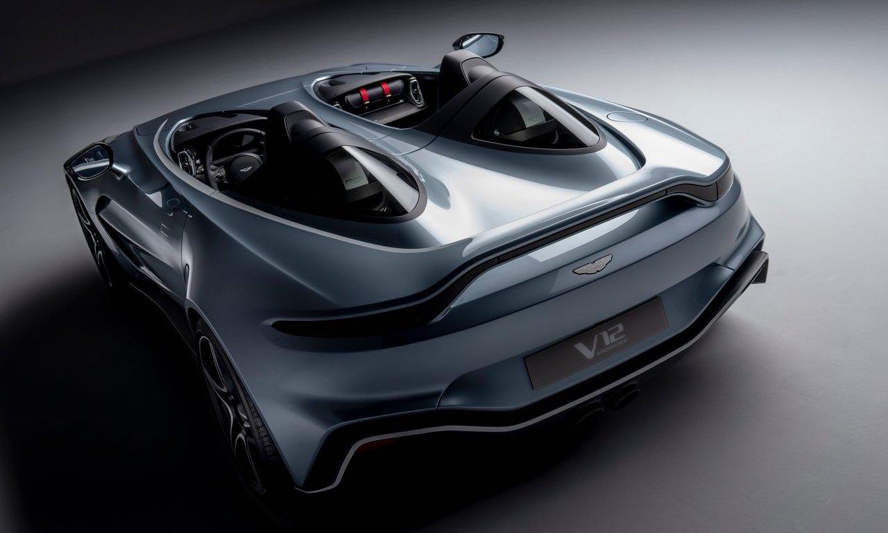 Prezzo di Aston Martin V12 Speedster