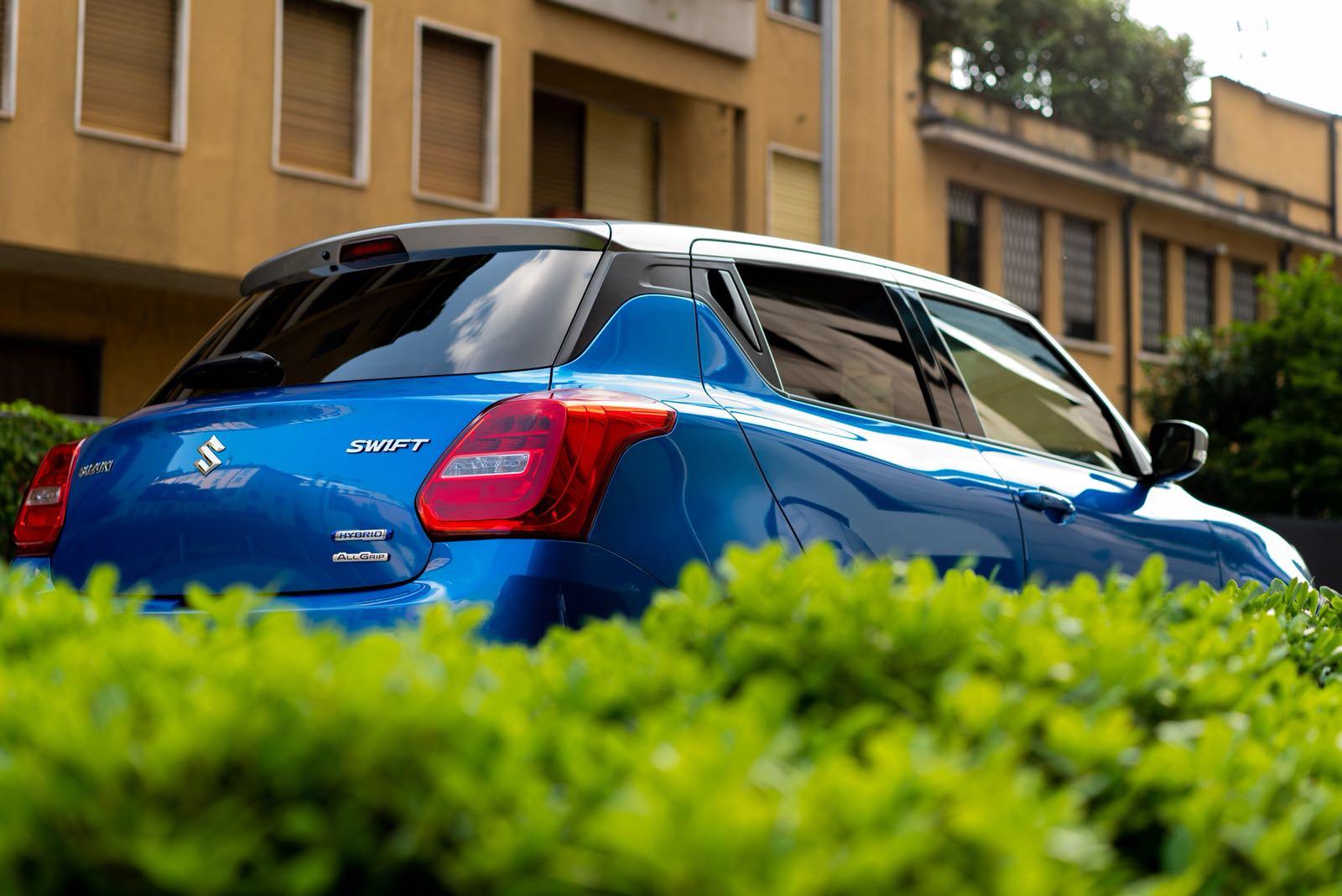 Suzuki Swift Hybrid gruppo ottico posteriore