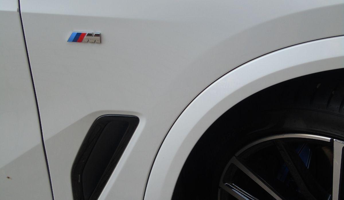 Nuova BMW X5 2020 dettaglio