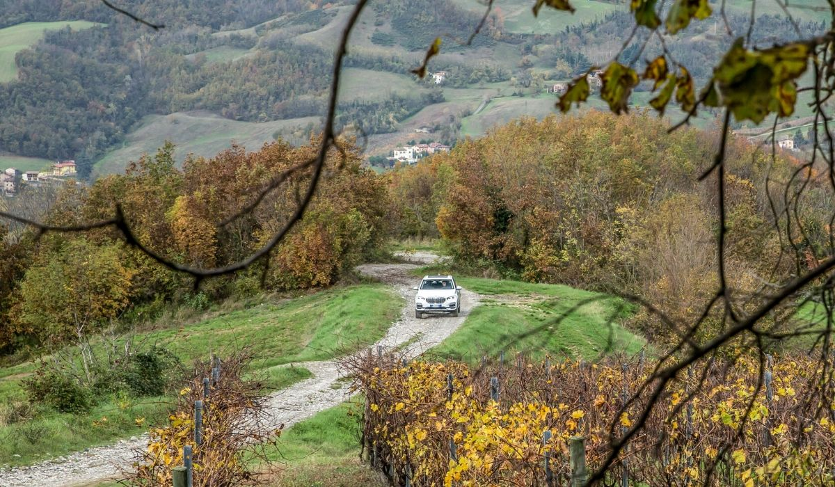 Nuova BMW X5 2020 off-road