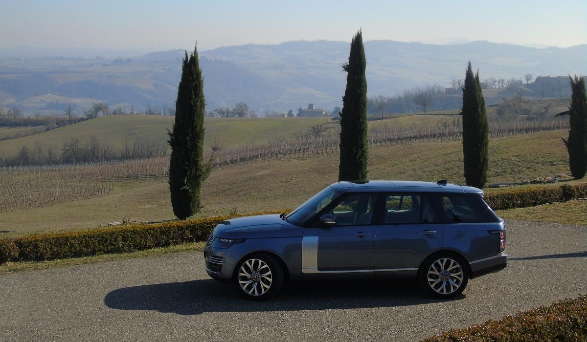 Land Rover Range Rover PHEV Suv