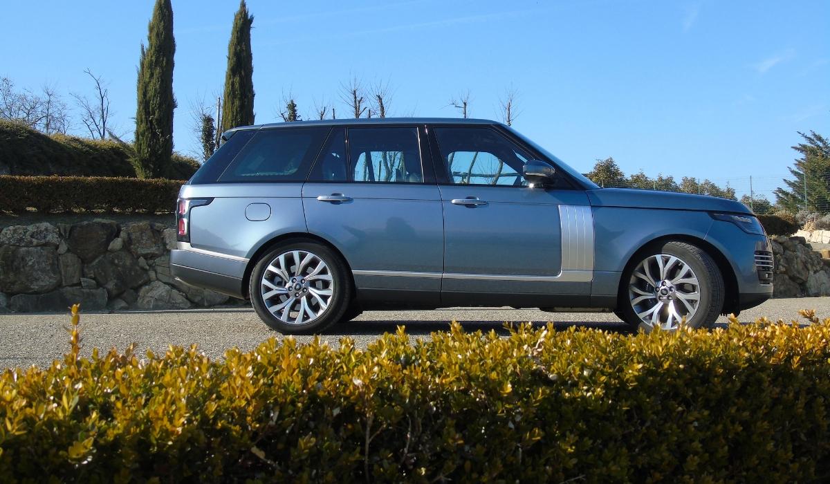 Land Rover Range Rover PHEV design