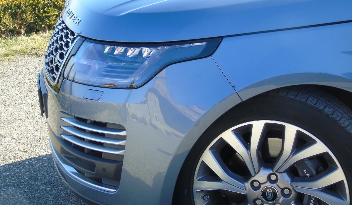 Land Rover Range Rover PHEV fari
