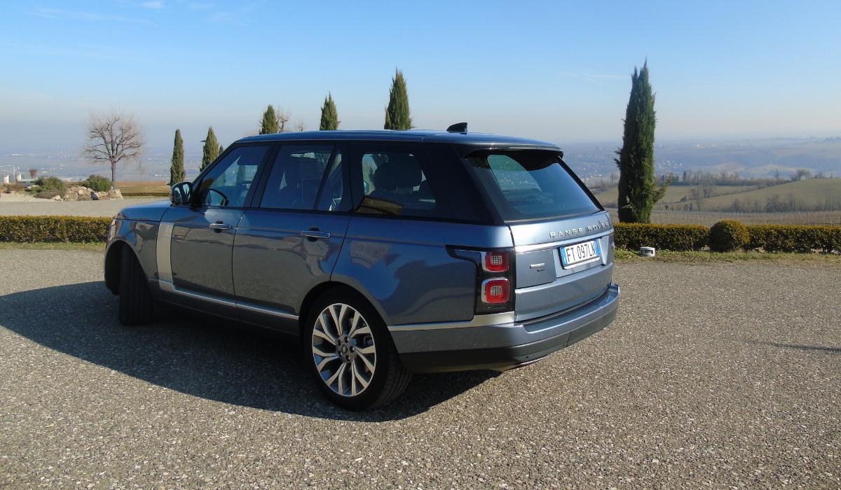Land Rover Range Rover PHEV test drive