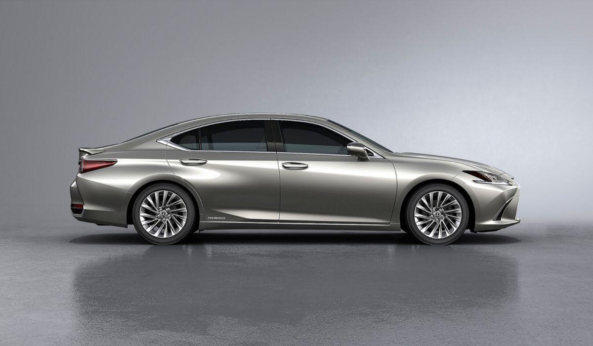 Nuova Lexus ES 2020 design