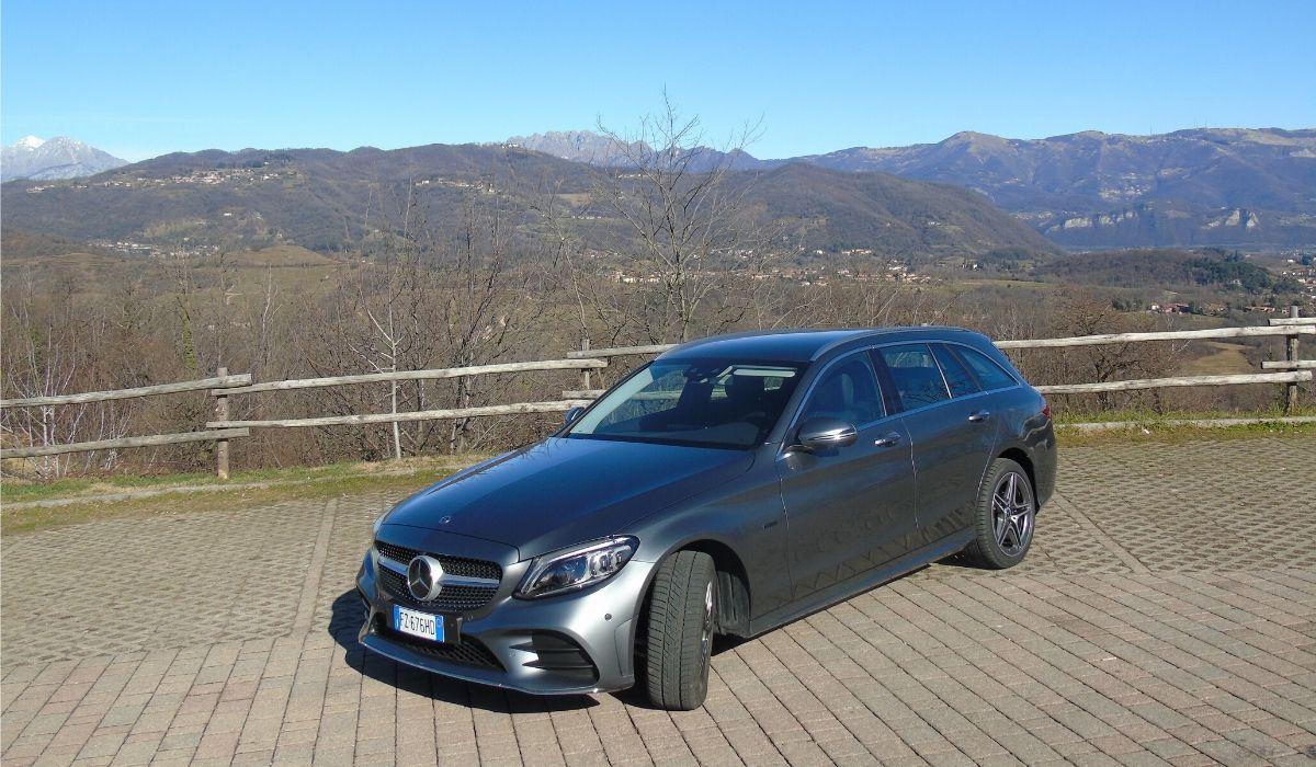 Mercedes Classe C 300 de EQ Power station wagon