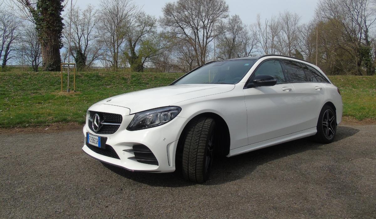 Nuova Mercedes Classe C 2019