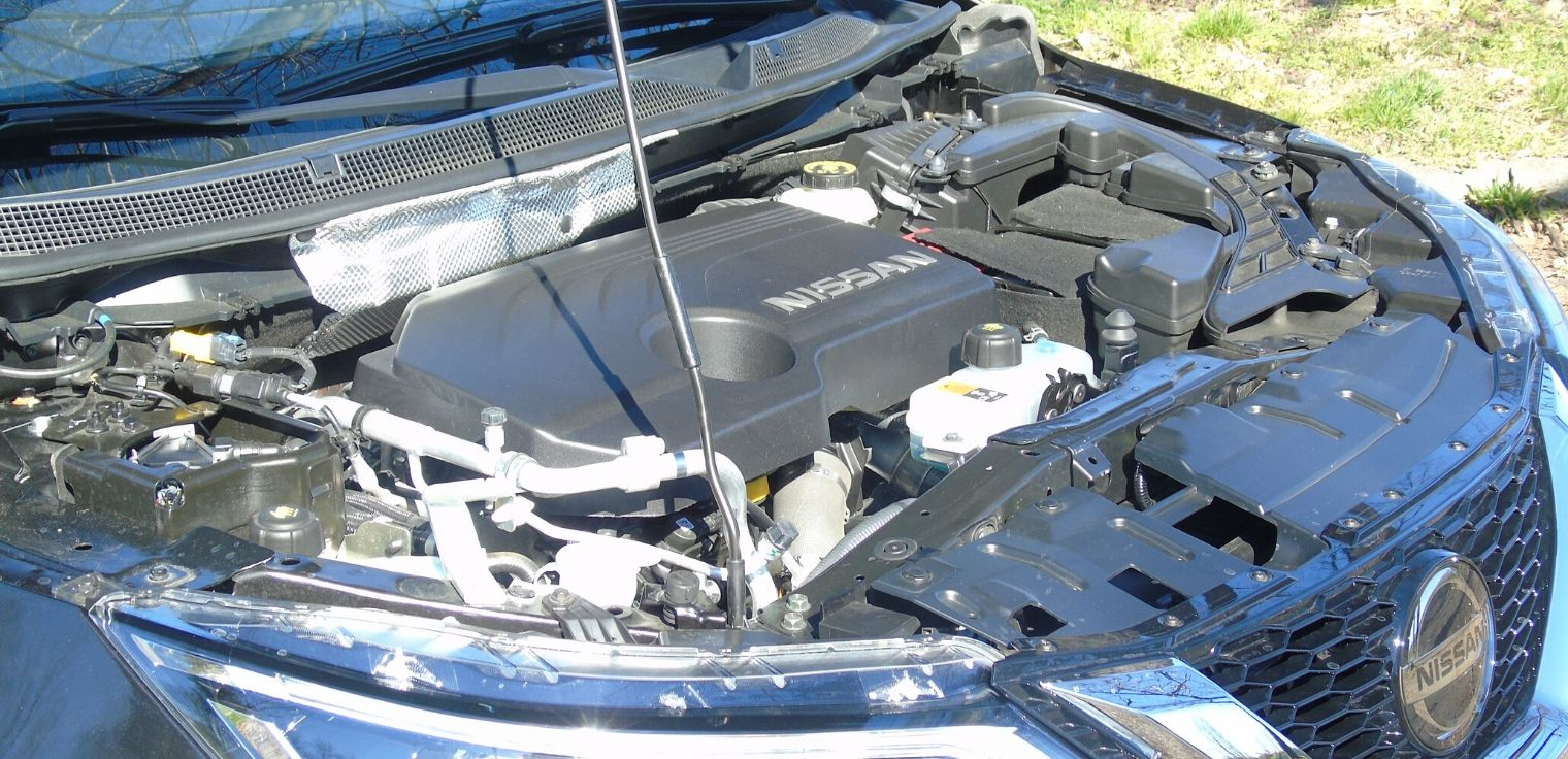Nuova Nissan Qashqai motore diesel