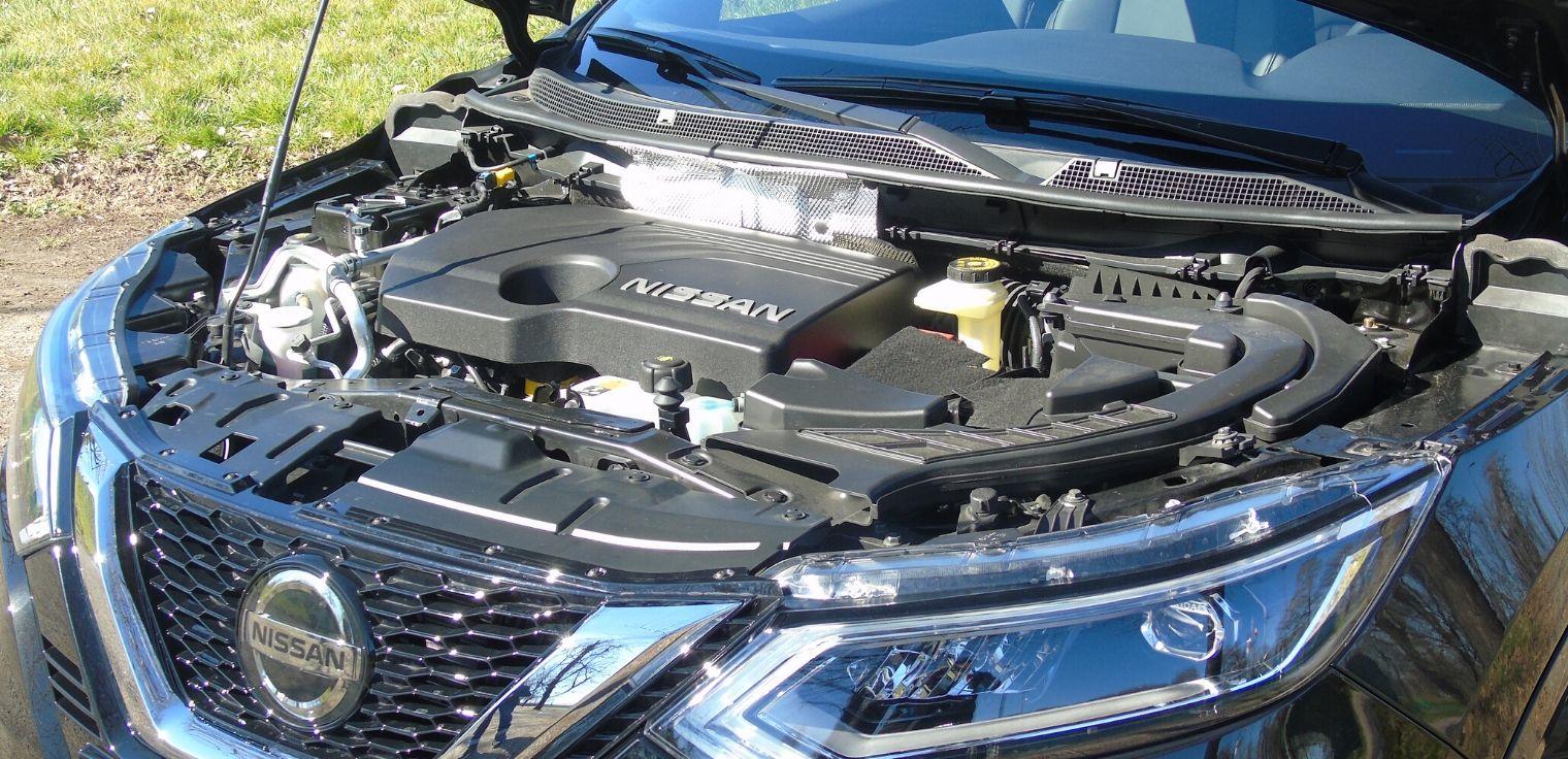 Nuova Nissan Qashqai motore