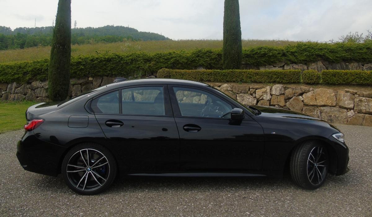 Nuova BMW Serie 3 design