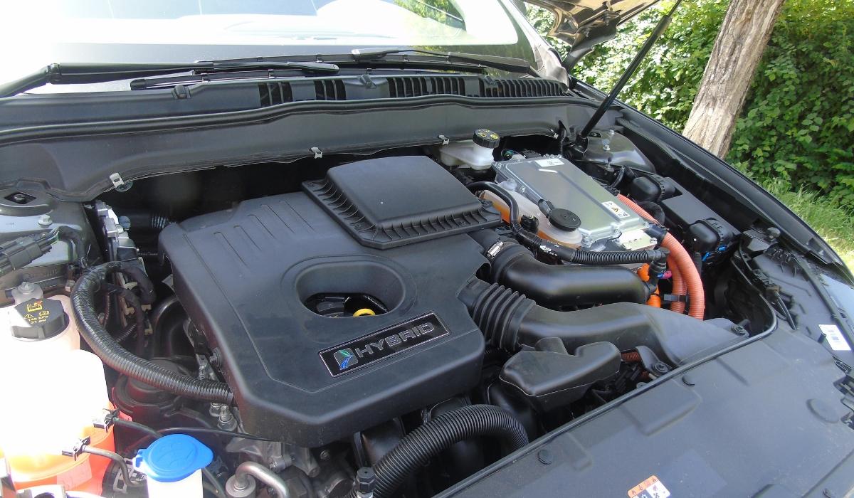 Nuova Ford Mondeo wagon hybrid 2019 motore