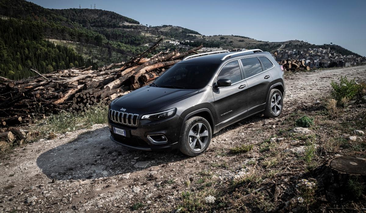 Nuova Jeep Cherokee 2019 come va