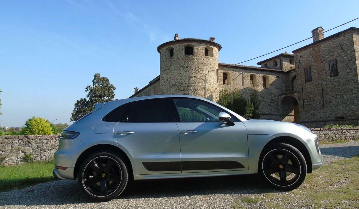 Nuova Porsche Macan 2020 design