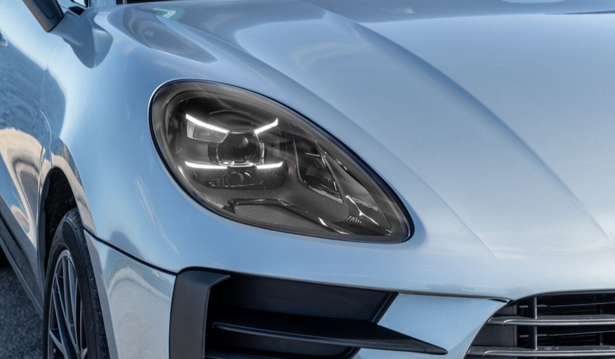 Nuova Porsche Macan 2020 fari