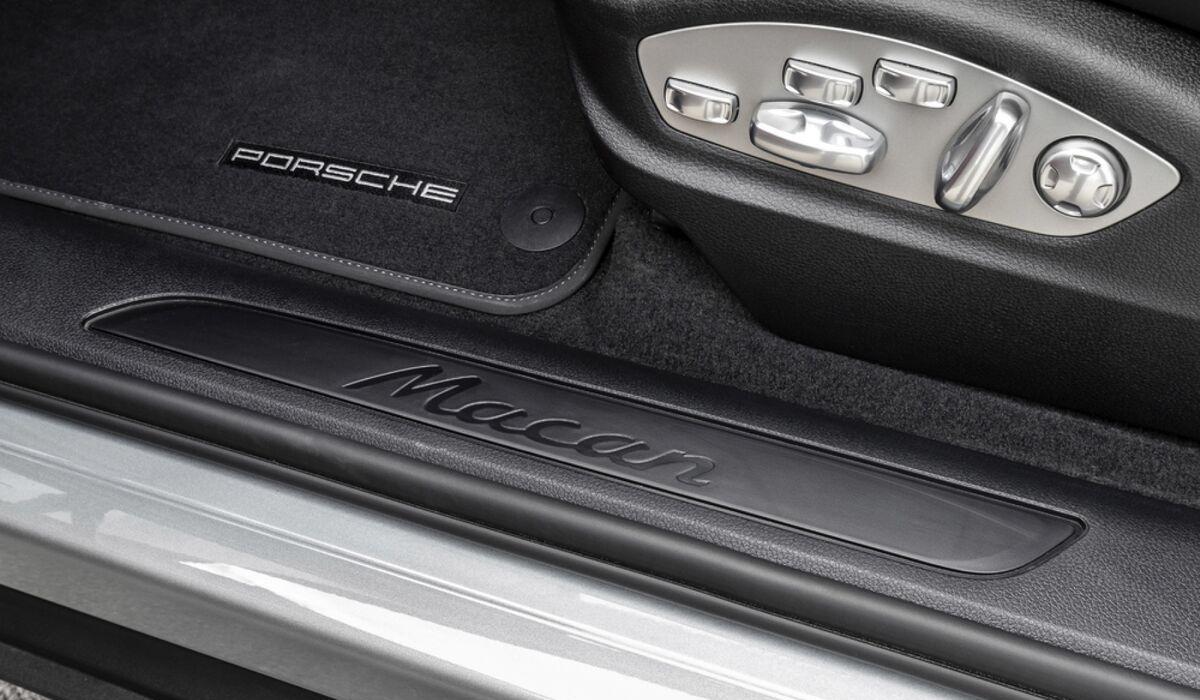 Nuova Porsche Macan 2020 interni