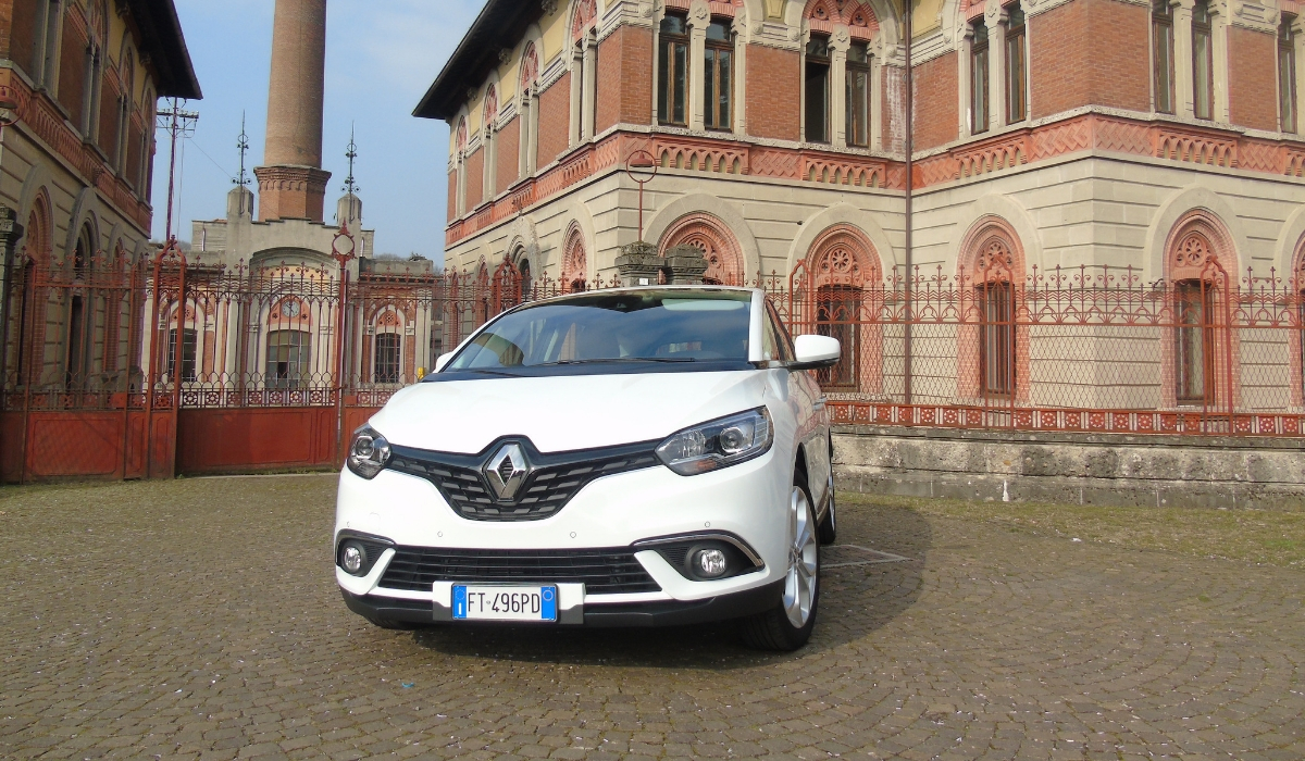 Renault Grand Scénic 2019 statica