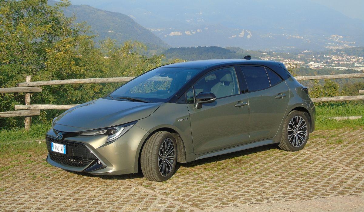 Nuova Toyota Corolla 2020 berlina
