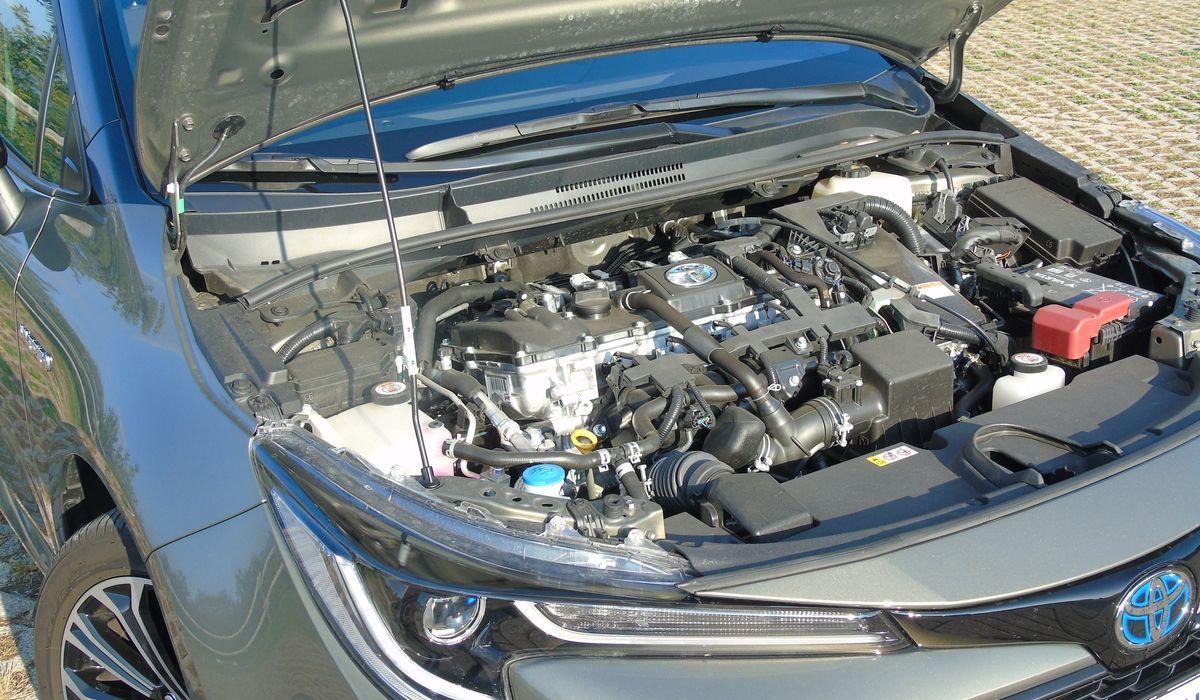Nuova Toyota Corolla 2020 motore
