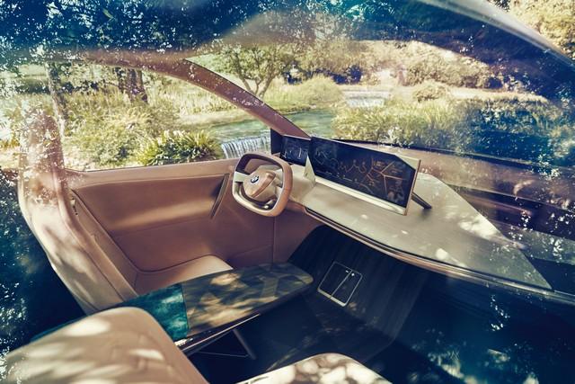 Interni di BMW iNext