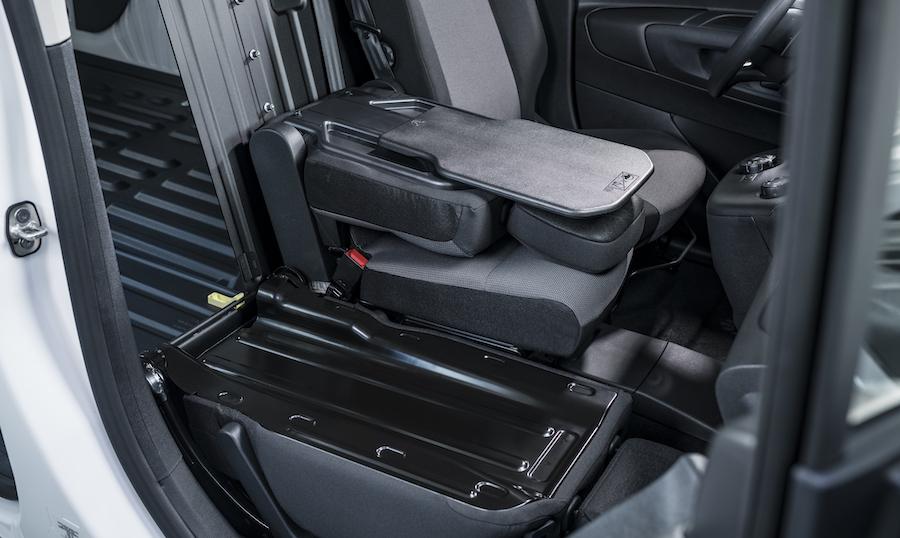 Smart Cargo su Toyota Proace City