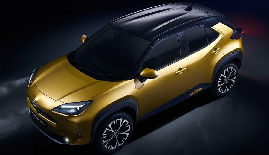 Suv Toyota Yaris 2021