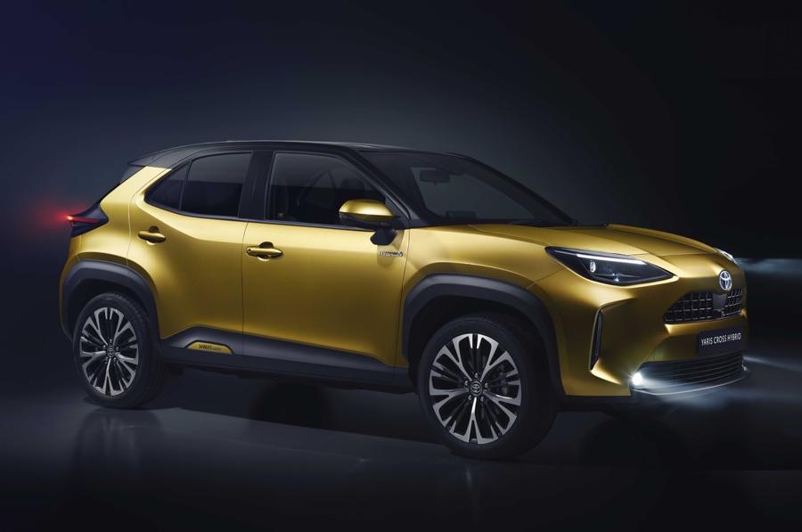 Toyota Yaris Cross 2021 Hybrid