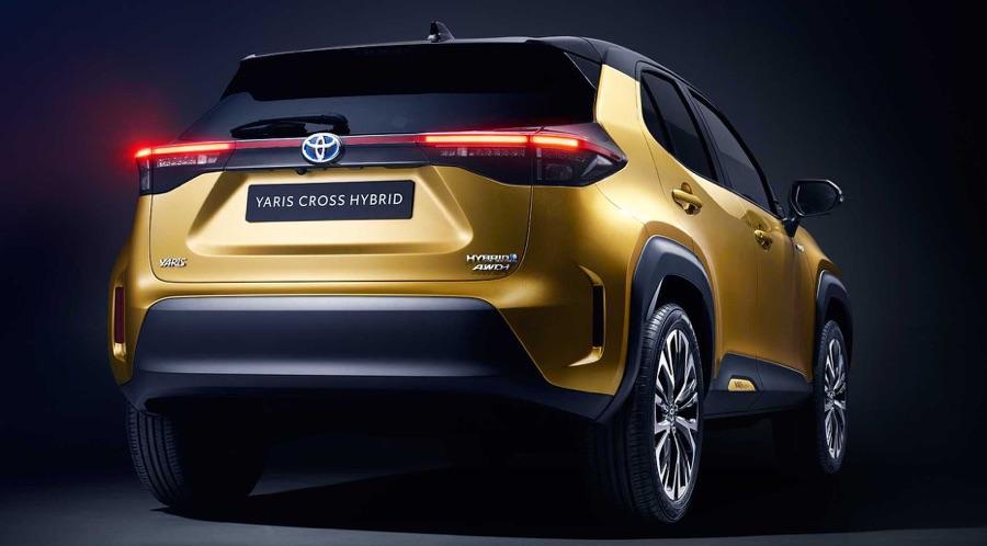 Uscita di Toyota Yaris Cross 2021