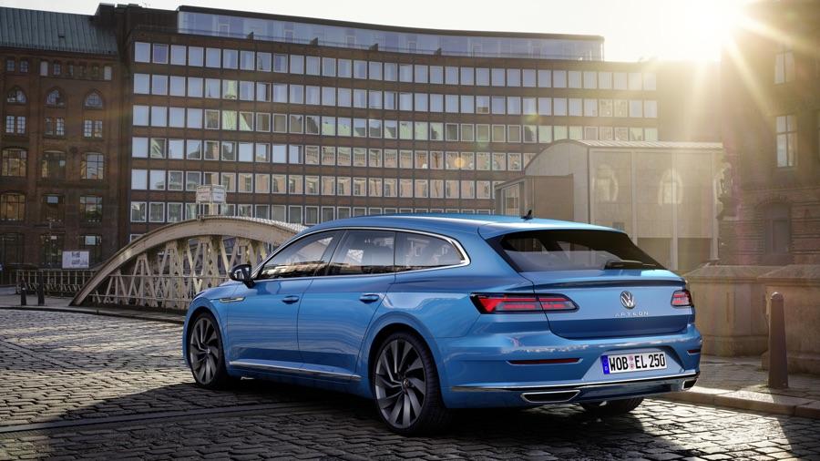 Fari Volkswagen Arteon 2021 Shooting Brake
