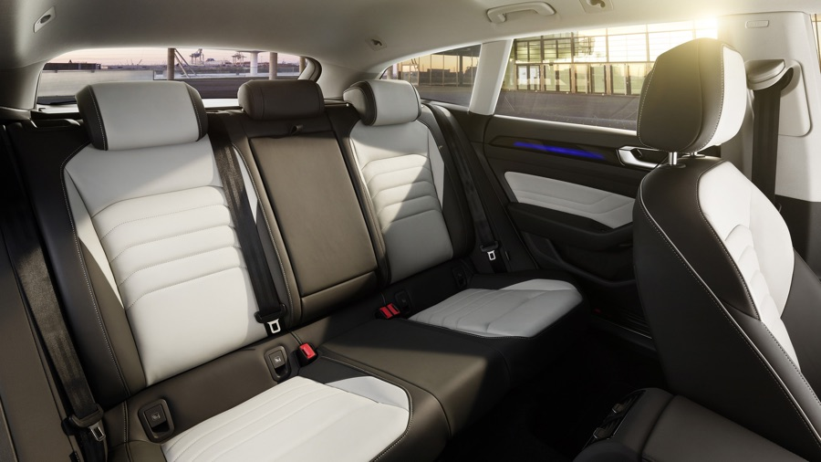Sedili di Volkswagen Arteon 2021