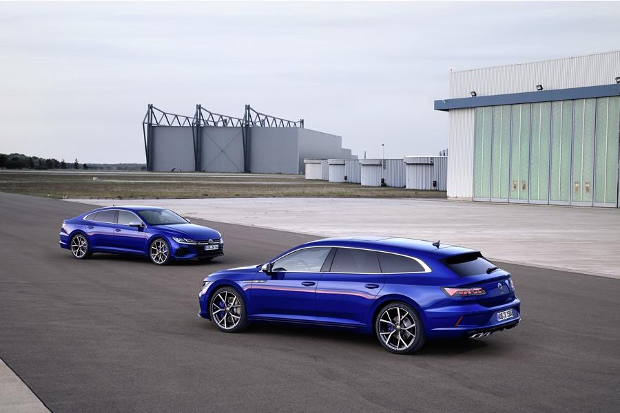 Versioni di Volkswagen Arteon 2021