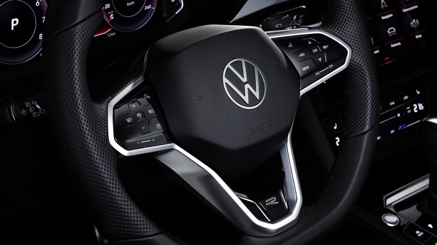Volante touch su Volkswagen Arteon 2021