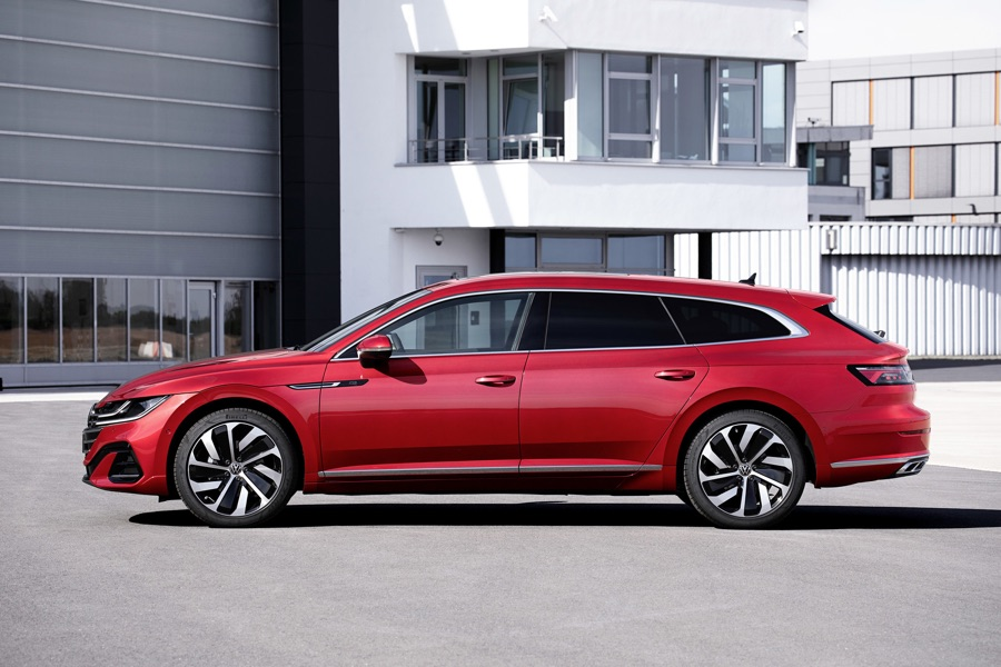 Volkswagen Arteon Shooting Brake 4Motion