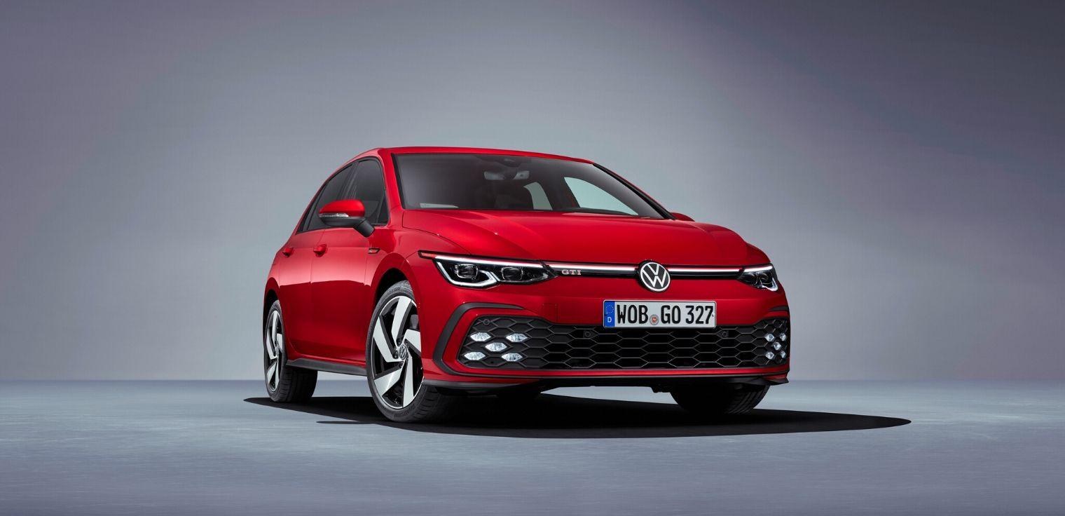 Nuova Volkswagen GTI 2020