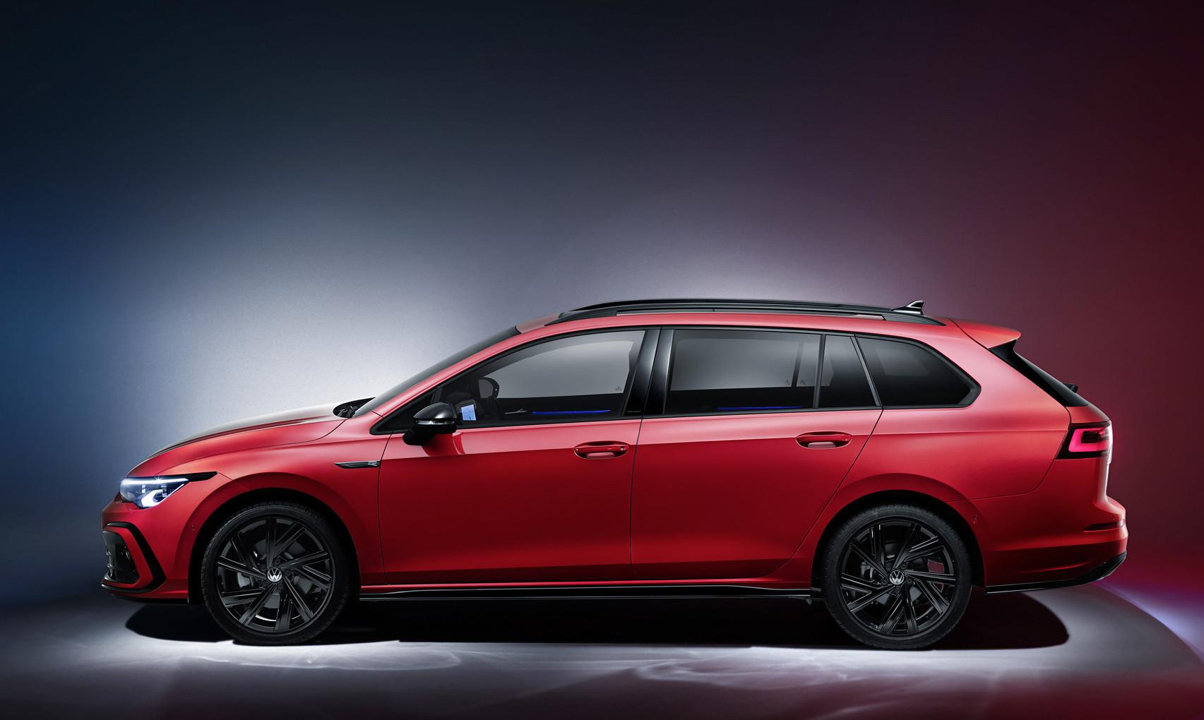 Dimensioni di nuova Volkswagen Golf Variant