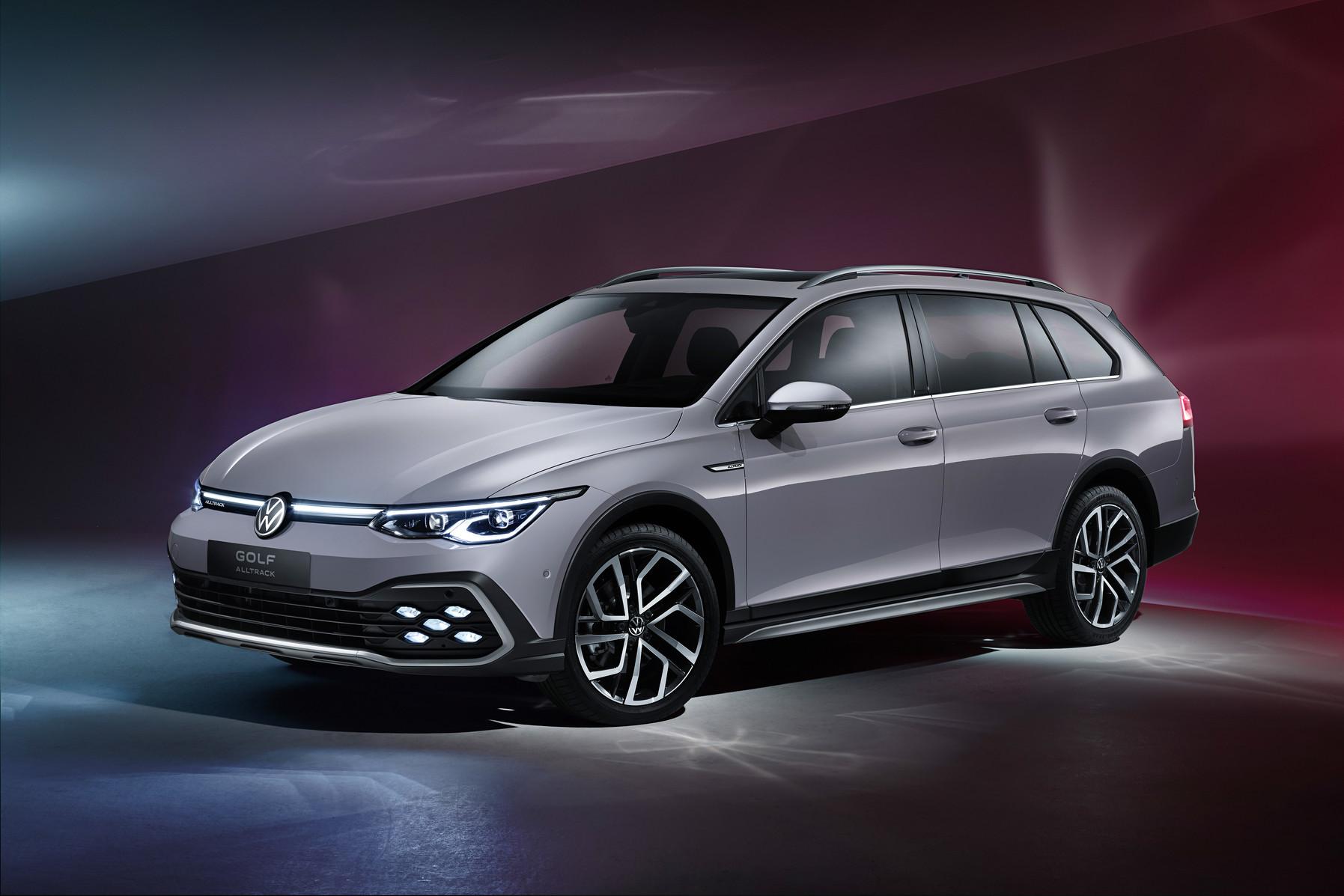Nuova Volkswagen Golf Alltrack