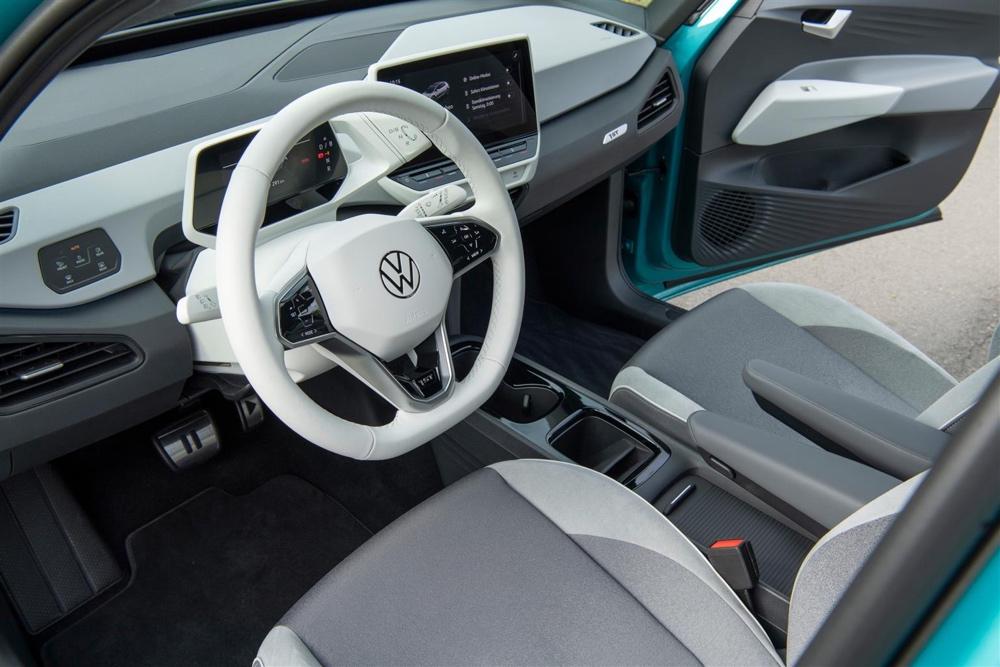 Adas di Volkswagen ID.3