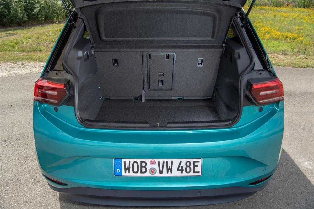Bagagliaio di Volkswagen ID.3