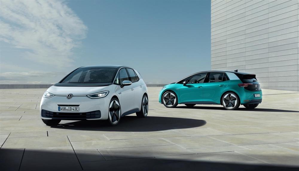 Versioni di Volkswagen ID.3