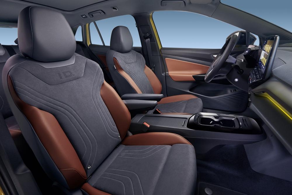 Abitacolo di Volkswagen ID.4